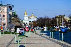 Ημέρες Πάσχας στην Ουκρανία στοκ εικόνα