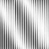 Ημίτοή σύσταση από τις μαύρες κάθετες γραμμές με το διαφορετικό πλάτος Στοκ Φωτογραφίες