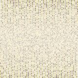 Ημίτονος εικονογράφος Ημίτοά σημεία Χρυσό εικονοκύτταρο στο άσπρο υπόβαθρο Διανυσματική ημίτοή σύσταση ελεύθερη απεικόνιση δικαιώματος