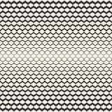 Ημίτονο άνευ ραφής σχέδιο, σύσταση πλέγματος, ιστός Στοκ Φωτογραφία