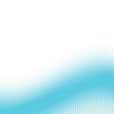 Ημίτονο κύμα διανυσματική απεικόνιση