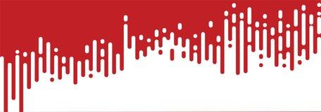 Ημίτονο σχέδιο ταπετσαριών μετάβασης αφηρημένο Ανώμαλο στρογγυλευμένο σύγχρονο επίπεδο γραμμών για τον ιστοχώρο και το υπόβαθρο τ απεικόνιση αποθεμάτων