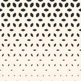 Ημίτονο σχέδιο Κάθετες μειωμένες μορφές, morphing ρόμβος Στοκ εικόνα με δικαίωμα ελεύθερης χρήσης