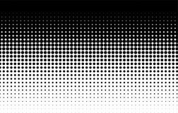 Ημίτονο σχέδιο Κωμικό υπόβαθρο μαύρο λευκό Στοκ εικόνα με δικαίωμα ελεύθερης χρήσης