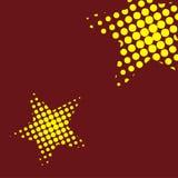 Ημίτονο υπόβαθρο κύκλων, ημίτονο σχέδιο σημείων Στοκ εικόνα με δικαίωμα ελεύθερης χρήσης