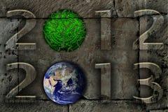 Ημερολογιακή προφητεία της Maya ελεύθερη απεικόνιση δικαιώματος
