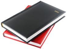 ημερολόγια δύο στοκ εικόνα με δικαίωμα ελεύθερης χρήσης