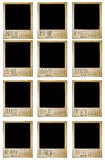 ημερολόγιο του 2011 Στοκ εικόνες με δικαίωμα ελεύθερης χρήσης