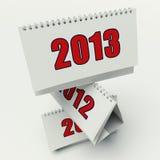 ημερολόγιο του 2013 ελεύθερη απεικόνιση δικαιώματος