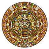 ημερολόγιο maya ελεύθερη απεικόνιση δικαιώματος