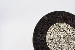 ημερολόγιο maya Στοκ Εικόνες