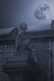 1838 ημερομηνίες νεκροταφείων του Μπρούκλιν αγγέλου Στοκ εικόνα με δικαίωμα ελεύθερης χρήσης