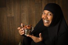 Ημερομηνίες Iftar Στοκ Εικόνες
