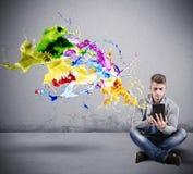 δημιουργική τεχνολογί&alpha
