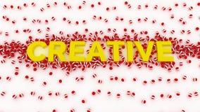 δημιουργικός διανυσματική απεικόνιση
