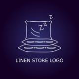 Δημιουργικό σύμβολο έννοιας για το ξενοδοχείο, ξενώνας, ταξίδι, μίσθωμα στέγασης, ακίνητη περιουσία Στοκ φωτογραφία με δικαίωμα ελεύθερης χρήσης