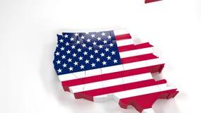 Ηνωμένες Πολιτείες της Αμερικής ΗΠΑ, κράτος Ουάσιγκτον 9 απεικόνιση αποθεμάτων
