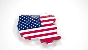 Ηνωμένες Πολιτείες της Αμερικής ΗΠΑ, Ντακότα κρατικού νότου 26 απεικόνιση αποθεμάτων