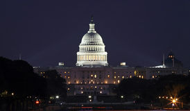 Ηνωμένες Πολιτείες Capitol Στοκ Εικόνες