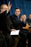 Ηνωμένες Πολιτείες γερουσιαστής Joe Donnelly στοκ εικόνα