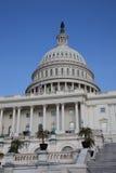 Ηνωμένες Πολιτείες Capitol, Ουάσιγκτον, συνεχές ρεύμα στοκ εικόνες