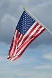 Ηνωμένη σημαία στοκ φωτογραφία με δικαίωμα ελεύθερης χρήσης