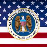 Ηνωμένη Υπηρεσία Εθνικής Ασφαλείας Στοκ εικόνες με δικαίωμα ελεύθερης χρήσης