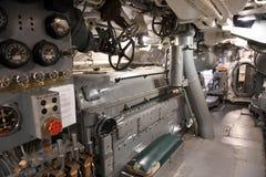 Ηνωμένο ναυτικό υποβρύχιο USS Silvesides στοκ εικόνα