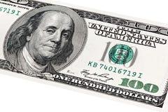 Ηνωμένο τμήμα τελών του Benjamin Franklin του Υπουργείου Οικονομικών π Στοκ φωτογραφία με δικαίωμα ελεύθερης χρήσης