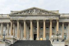 Ηνωμένο Capitol κτήριο - Ουάσιγκτον, συνεχές ρεύμα Στοκ Φωτογραφία