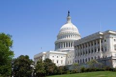 Ηνωμένο Capitol κτήριο στοκ εικόνα με δικαίωμα ελεύθερης χρήσης