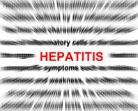 Ηπατίτιδα Στοκ εικόνες με δικαίωμα ελεύθερης χρήσης