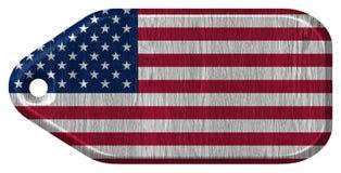ΗΠΑ, αμερικανική σημαία Στοκ Φωτογραφίες