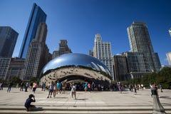 ΗΠΑ - Ιλλινόις - Σικάγο στοκ εικόνα με δικαίωμα ελεύθερης χρήσης