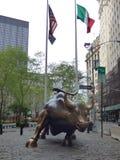ΗΠΑ Νέα Υόρκη Δελτίο χρέωσης στοκ εικόνες με δικαίωμα ελεύθερης χρήσης