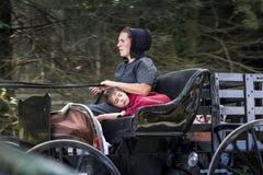 ΗΠΑ - Οχάιο - Amish στοκ φωτογραφία με δικαίωμα ελεύθερης χρήσης