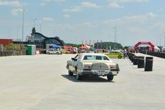 Ηπειρωτικό Coupe σημάδι Β του Λίνκολν Στοκ εικόνες με δικαίωμα ελεύθερης χρήσης