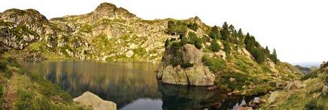 Ηρεμία στην άκρη της λίμνης διαβόλων ` s Στοκ εικόνες με δικαίωμα ελεύθερης χρήσης