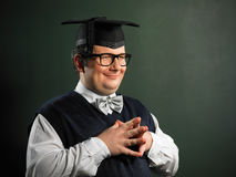 Ηρεμία nerd Στοκ Φωτογραφία
