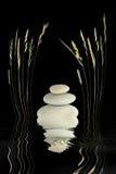 ηρεμία zen Στοκ εικόνες με δικαίωμα ελεύθερης χρήσης