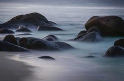 Ηρεμώντας ωκεανός Στοκ εικόνα με δικαίωμα ελεύθερης χρήσης