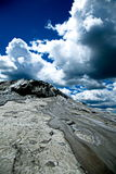 Ηφαίστεια λάσπης Στοκ εικόνα με δικαίωμα ελεύθερης χρήσης