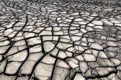 Ηφαίστεια λάσπης Στοκ φωτογραφία με δικαίωμα ελεύθερης χρήσης