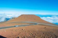 Ηφαίστειο λήθαργου στοκ φωτογραφία με δικαίωμα ελεύθερης χρήσης