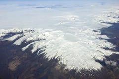 Ηφαίστειο Ισλανδία Oraefajokull στοκ εικόνες