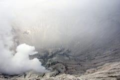 ηφαίστειο κρατήρων bromo στοκ φωτογραφίες