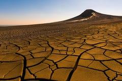 Ηφαίστειο λάσπης στοκ φωτογραφίες με δικαίωμα ελεύθερης χρήσης