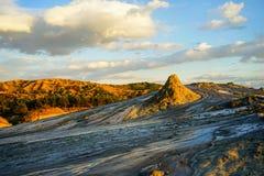 Ηφαίστειο λάσπης Στοκ Φωτογραφίες