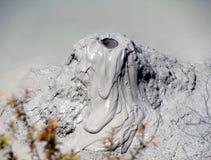 Ηφαίστειο λάσπης Στοκ Εικόνες