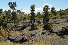 Ηφαίστειο που εξαφανίζεται με τους ηφαιστειακούς σχηματισμούς βράχων στοκ εικόνες με δικαίωμα ελεύθερης χρήσης